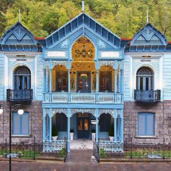 Дом Мирза-Риза-хана
