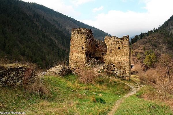 Крепость Гогиа