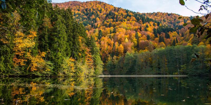 Озеро Батети