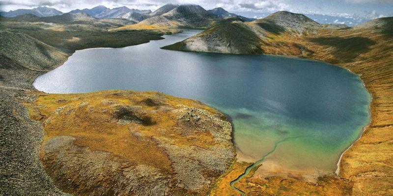 Озеро Кели