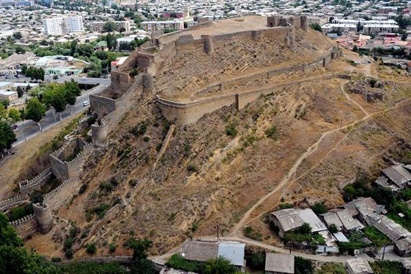 горийская-крепость