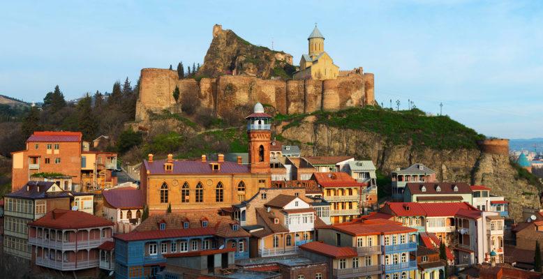 Tbilisi narikala
