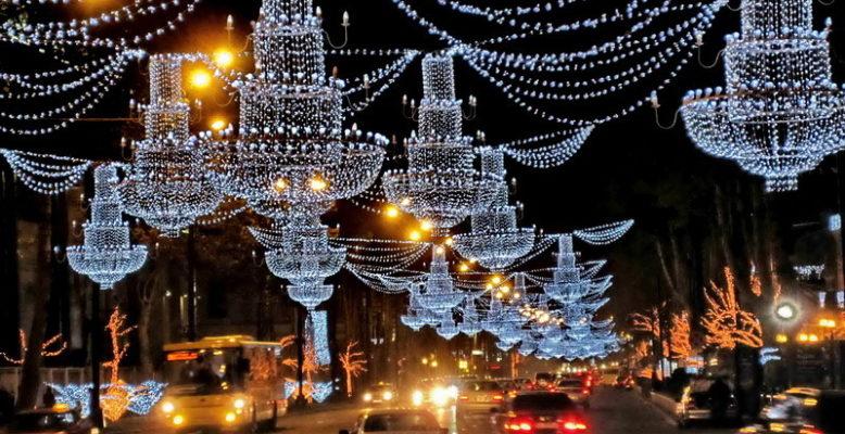Новый год - Тбилиси