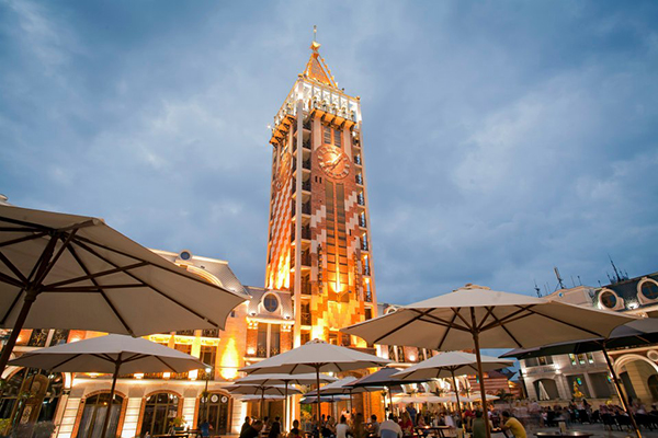Piazza Batumi
