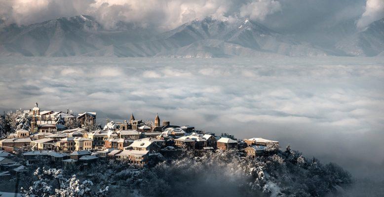 сигнаги- город любви