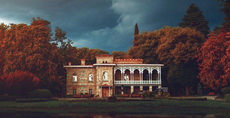 House museum of Chavchavadze